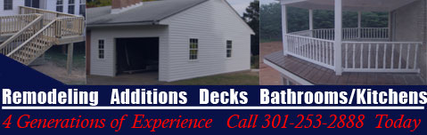 4 Generations of Experience, Call 301-253-2888 Today!